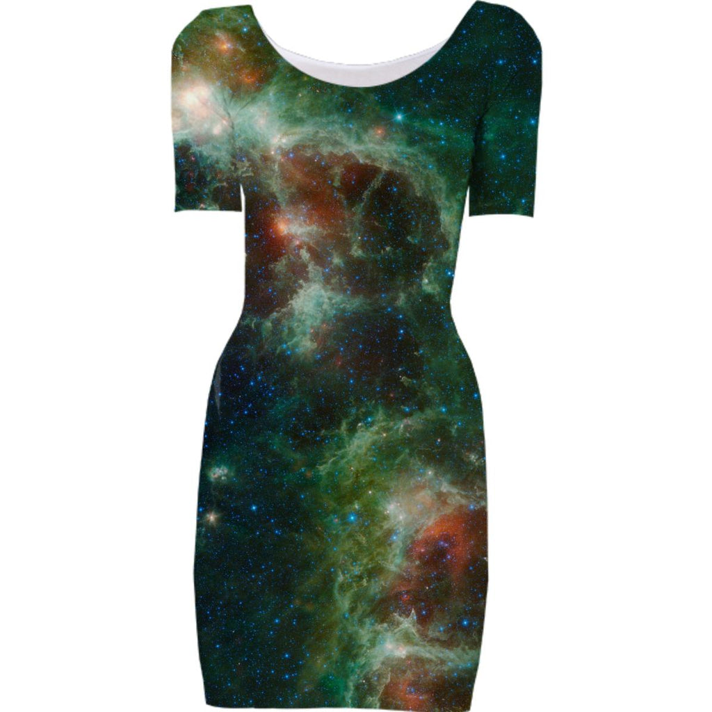 Heart Soul Nebula Dress