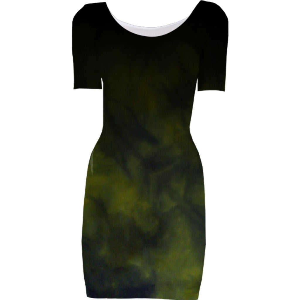 Kiwi Basic Body Con Dress