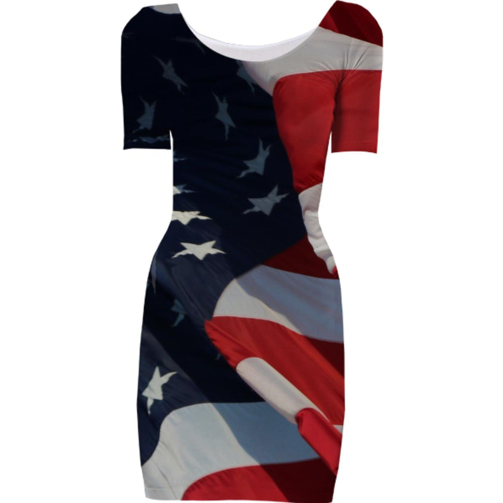 Patriotic Bodycon dress