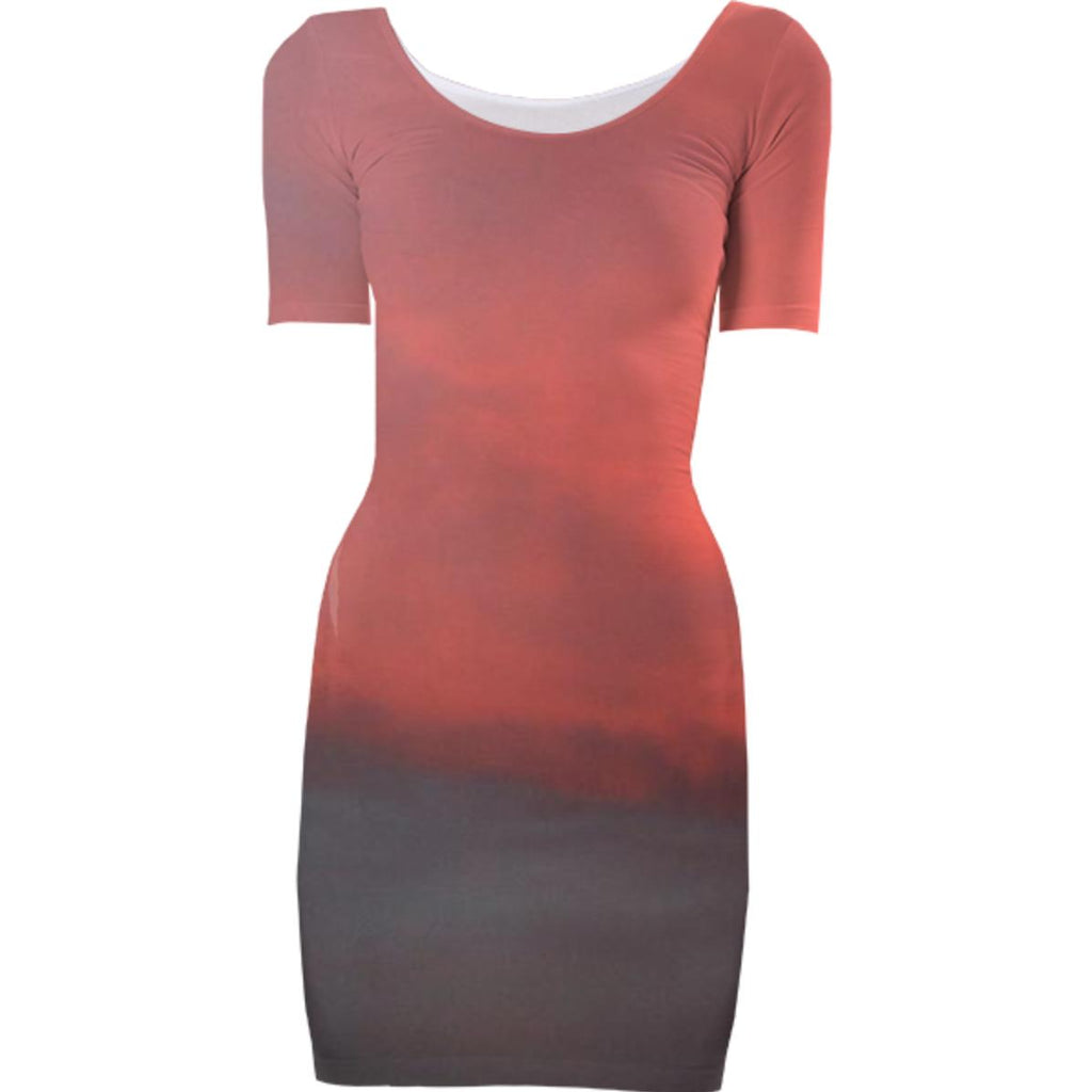 Sunset Sky Dress