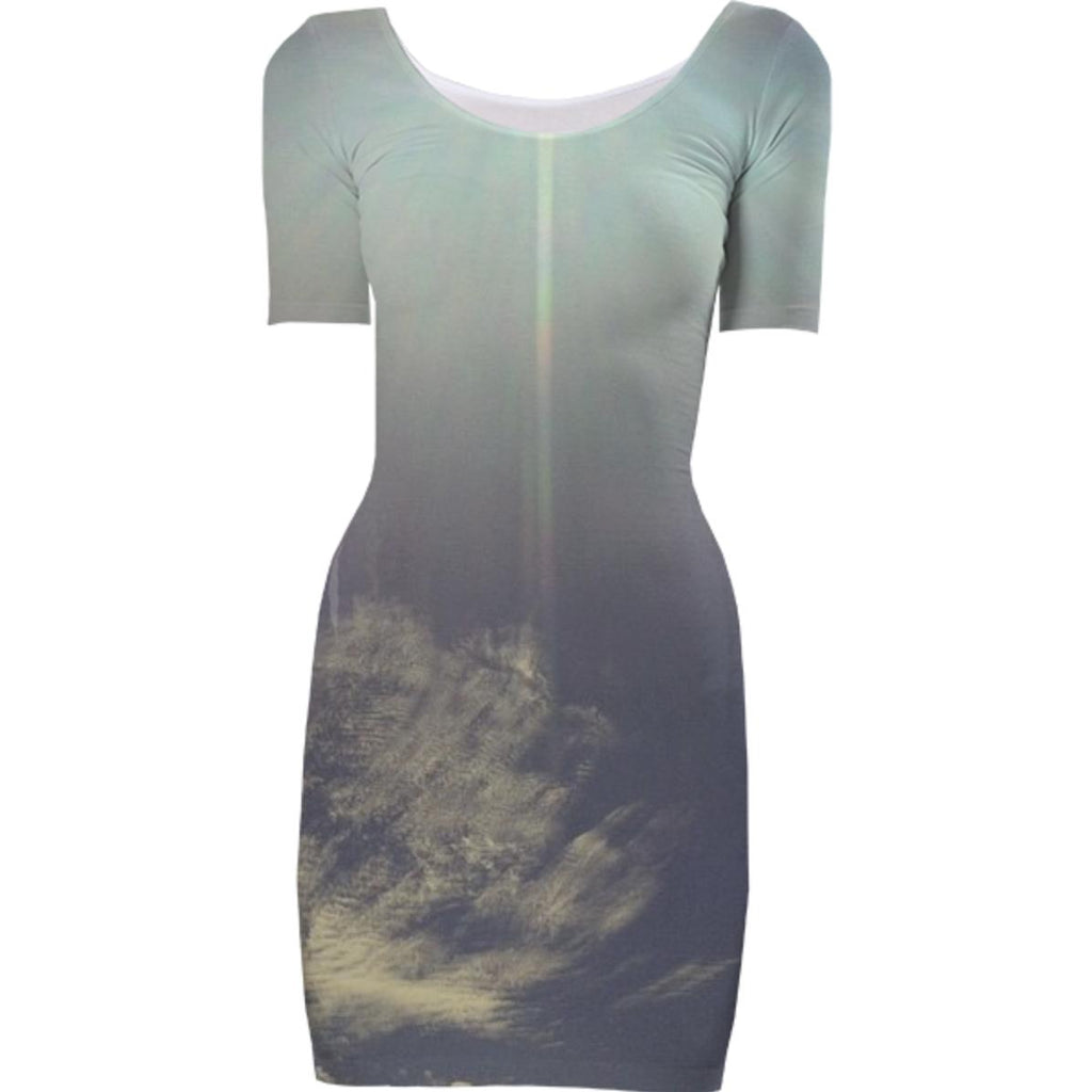 Wispy Clouds Dress Too