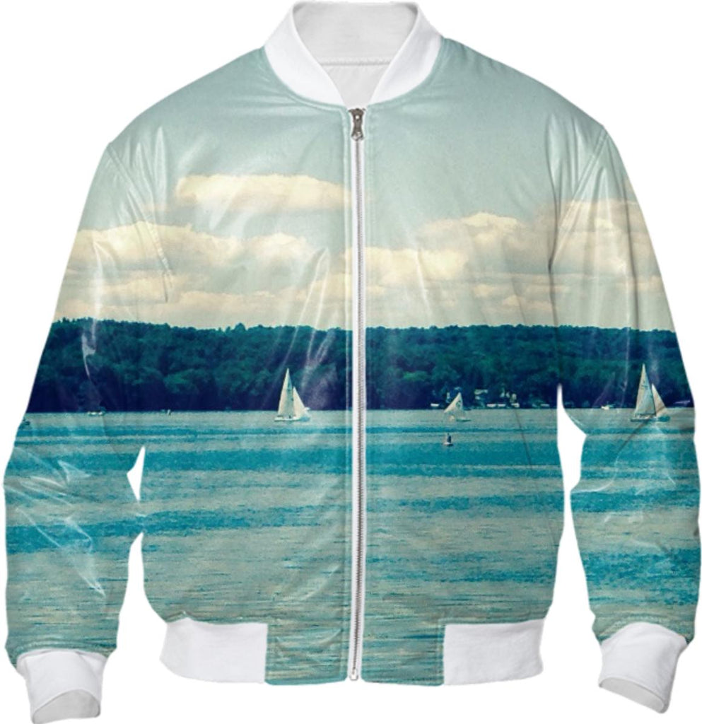 Caz Lake Bomber Jacket