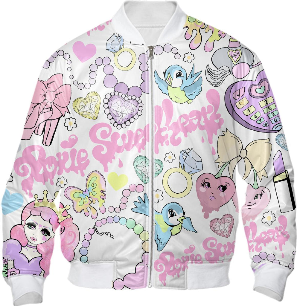 Kawaii Dreams Bomber Jacket