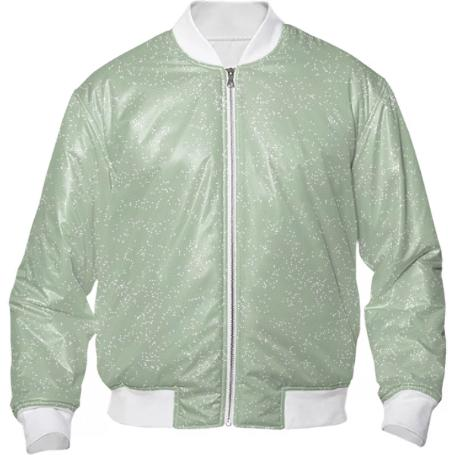 Frost Green Jacket by LadyT Designs