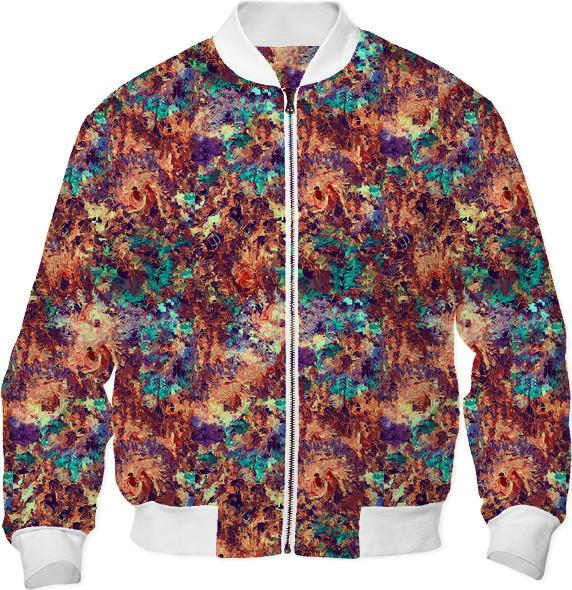 Digiflora Alternate Colorway Bomber Jacket