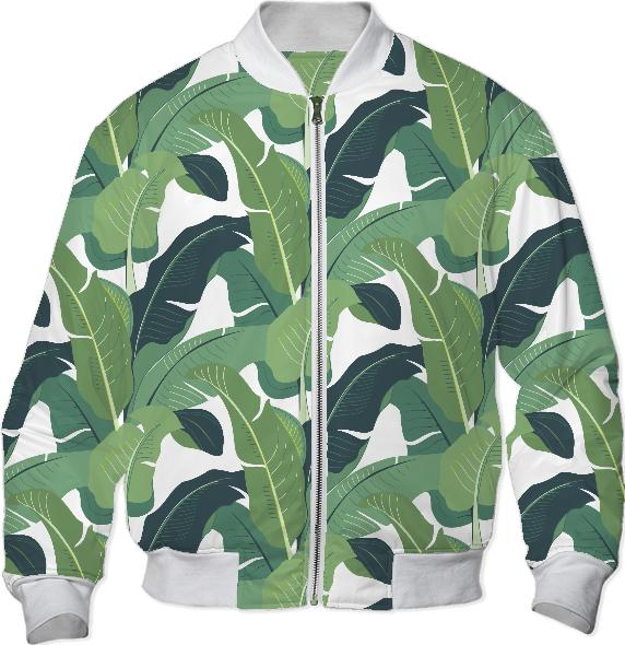 FRONDS BOMBER JACKET