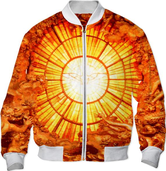 Holy Spirit Bomber Jacket