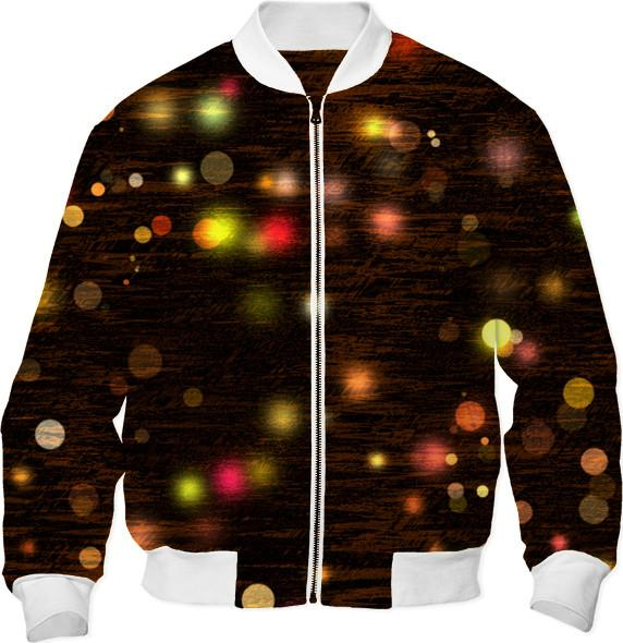 Party orbs BOMBER JACKET