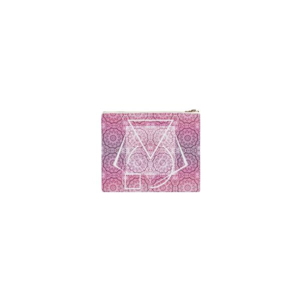 Sacred geometry clutch