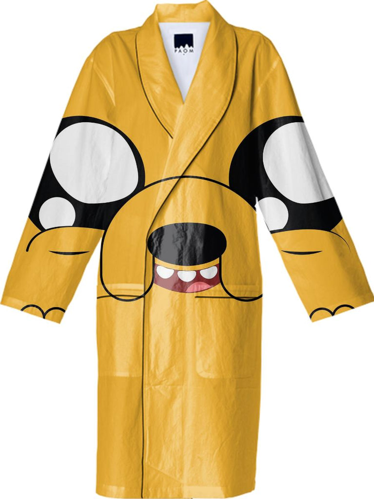 Adventure Time Jake Cotton Robe