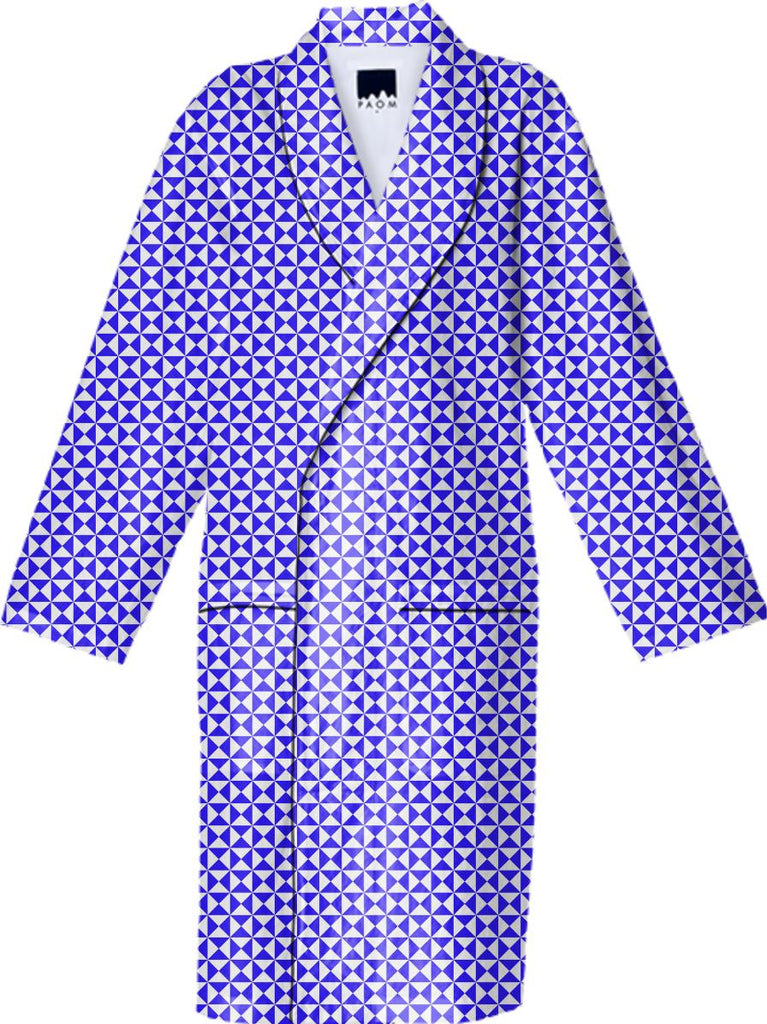Blue Resort Robe