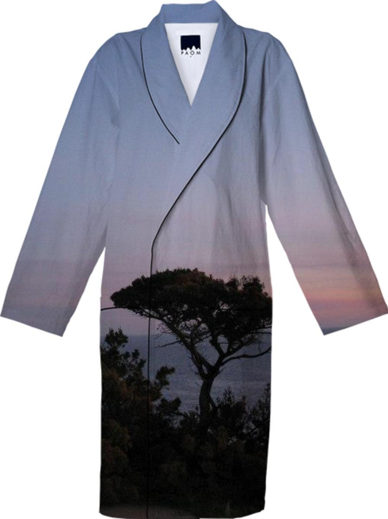 Coastal Sunset Robe