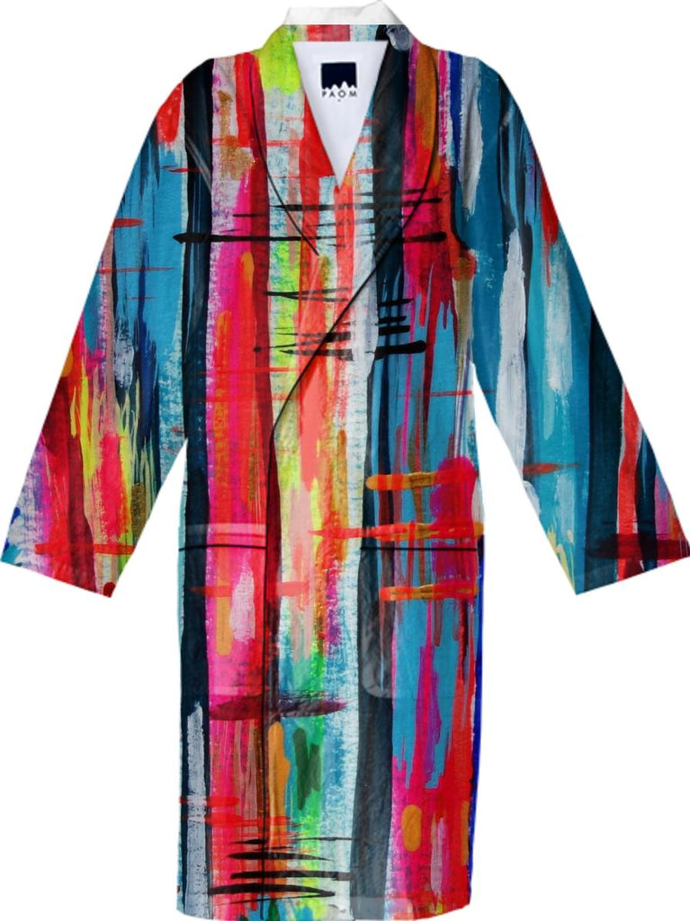 Color Rhapsody Robe