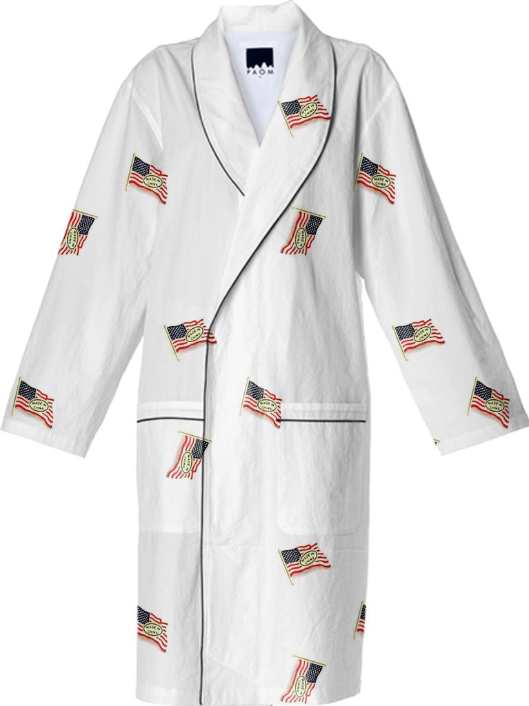 FLAGS ROBE