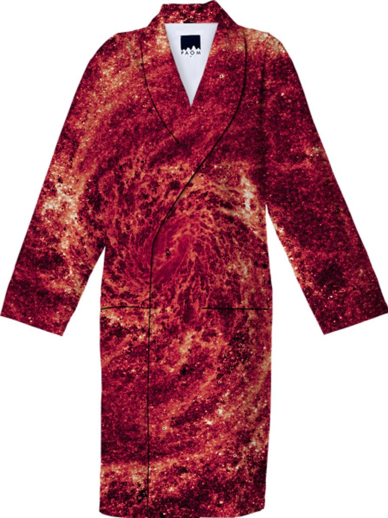 Heart Of The Galaxy NICMOS Robe