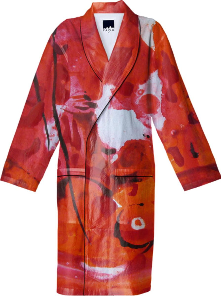 Living Red Robe