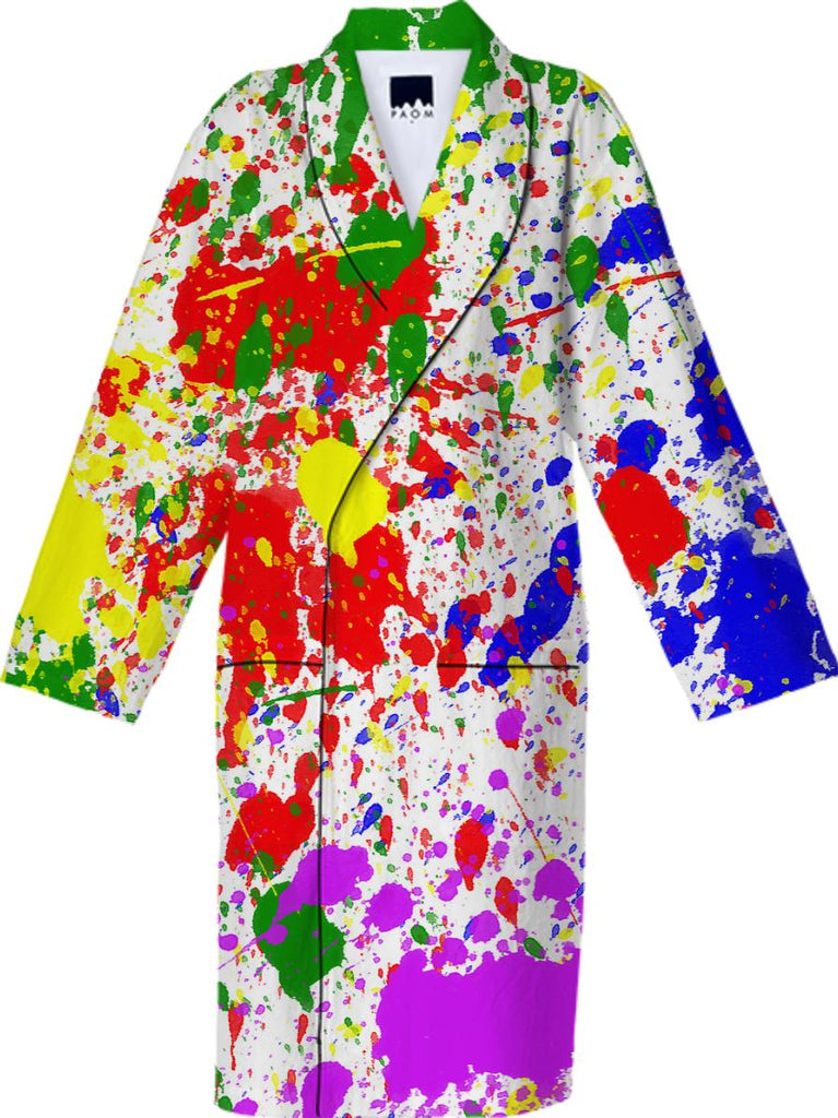 Splatter Robe