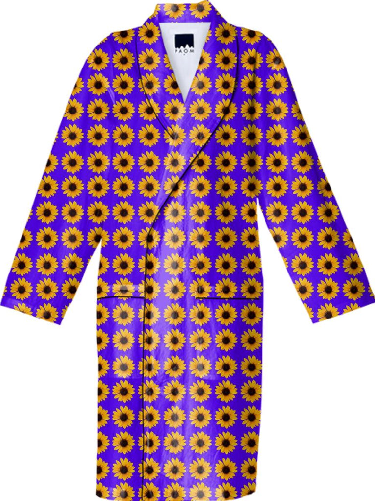 SUNFLOWER POLKA PURPLE