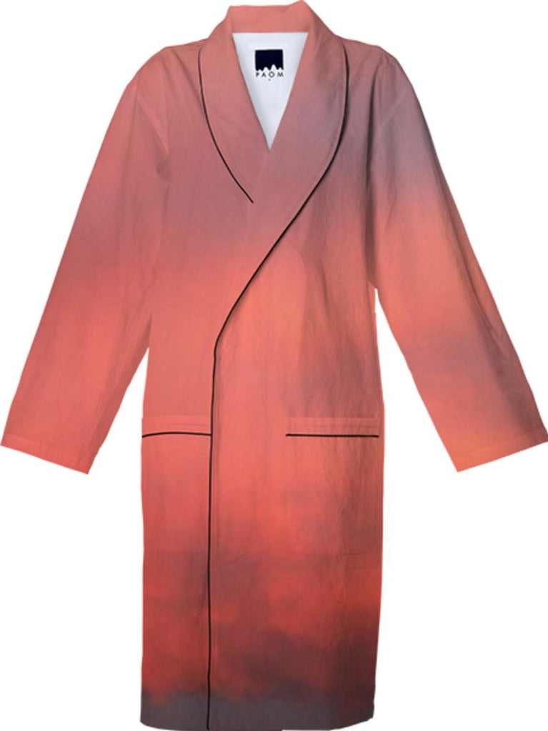 Sunset Sky Robe