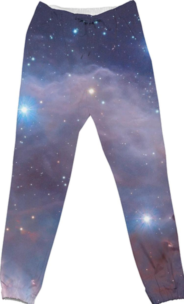 Spaced out sweats