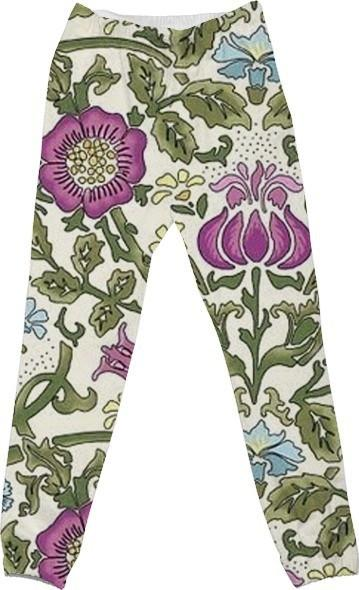 William Morris Floral
