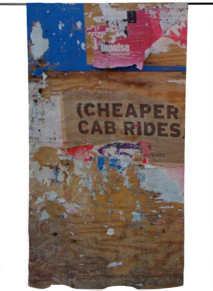 Cheaper Cab Rides Curtain