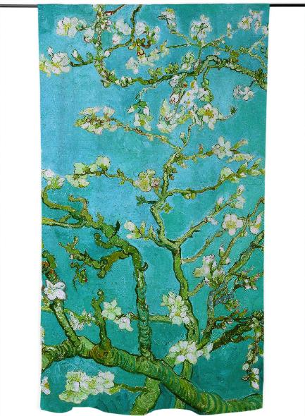 Van Gogh Blossoming Almond Tree F671 Fine Art