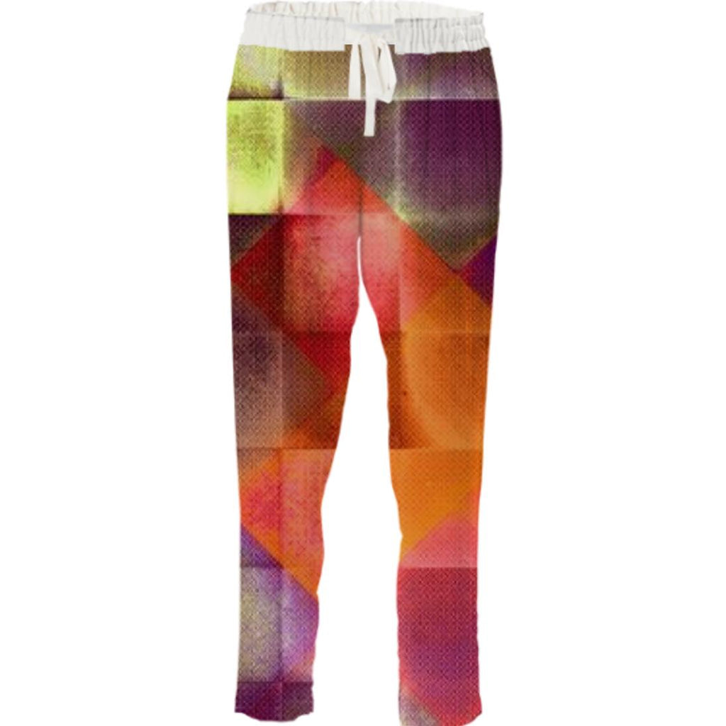CHECKED DESIGN II v4 DRAWSTRING PANT 1