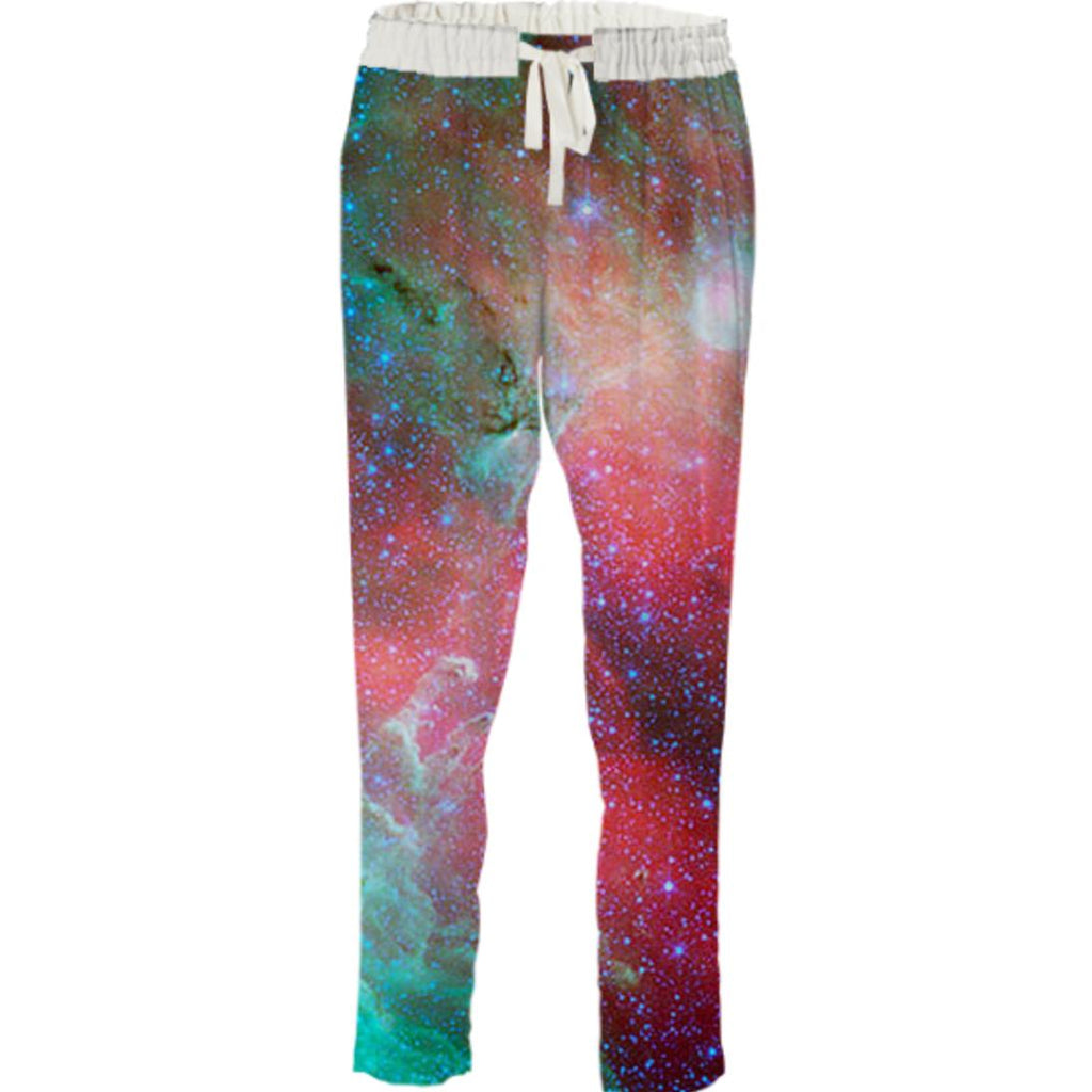 Eagle Nebula Drawstring Pants