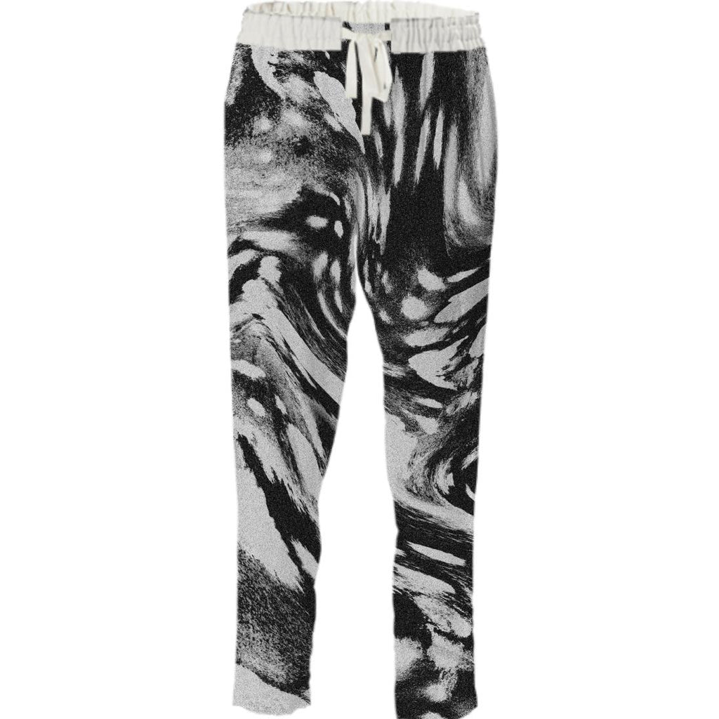 PAOM, Print All Over Me, digital print, design, fashion, style, collaboration, emily-hadden, emily hadden, Drawstring Pant, Drawstring-Pant, DrawstringPant, Forever, Ever, autumn winter spring summer, unisex, Poly, Bottoms