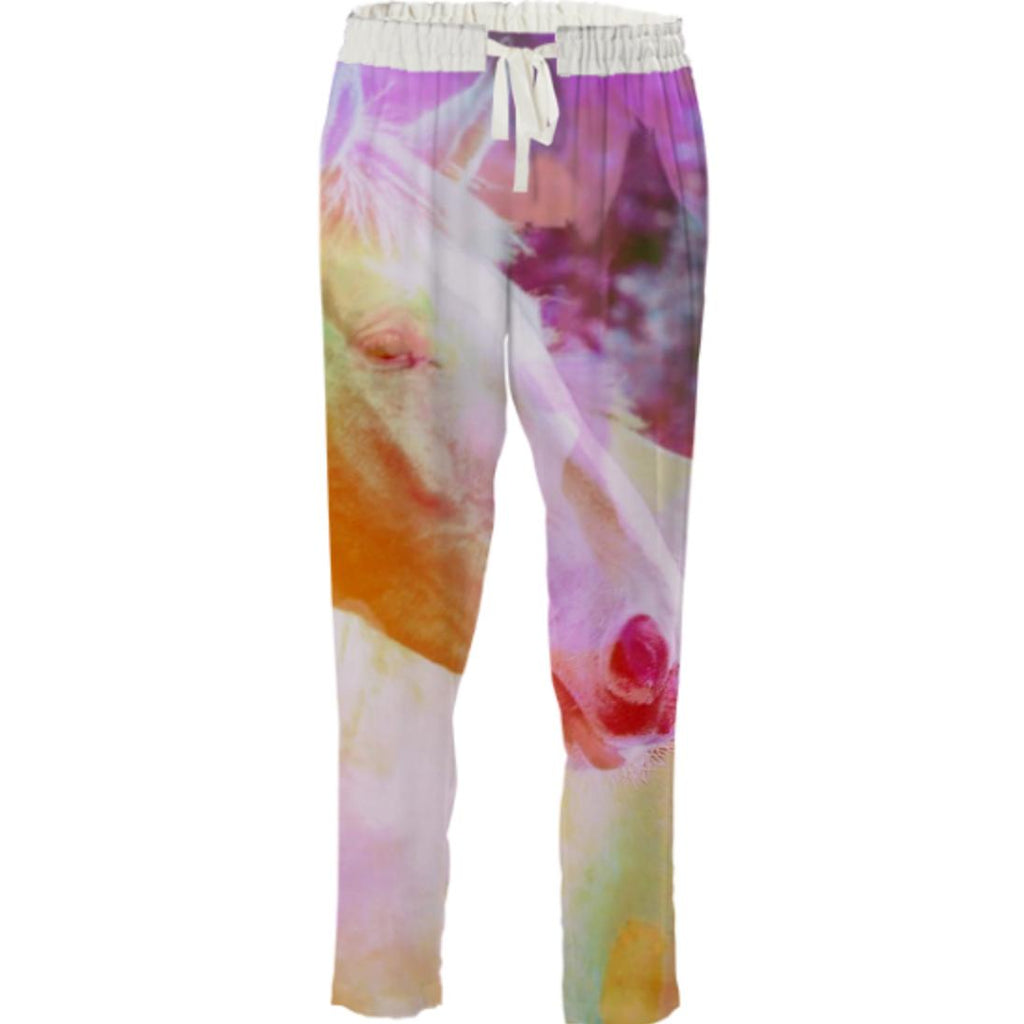 Horse Dream Drawstring Pant