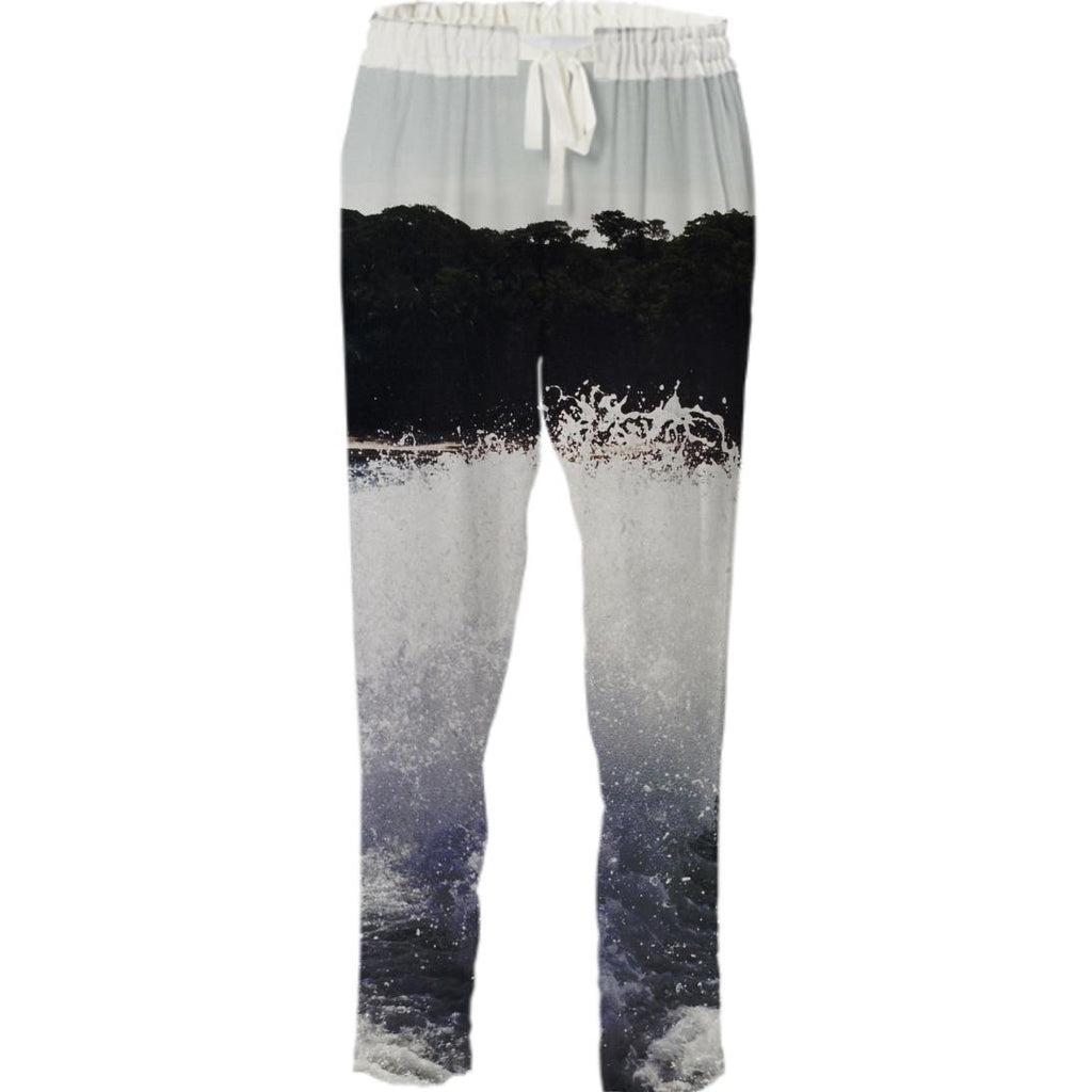 SPLASH DRAWSTRING PANT