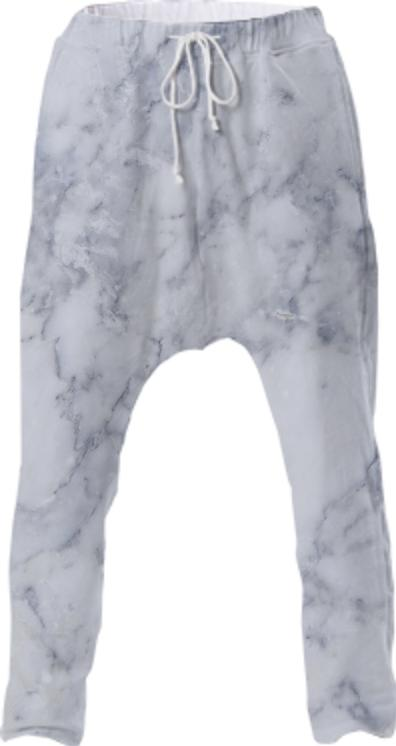 Marble Drop Pant