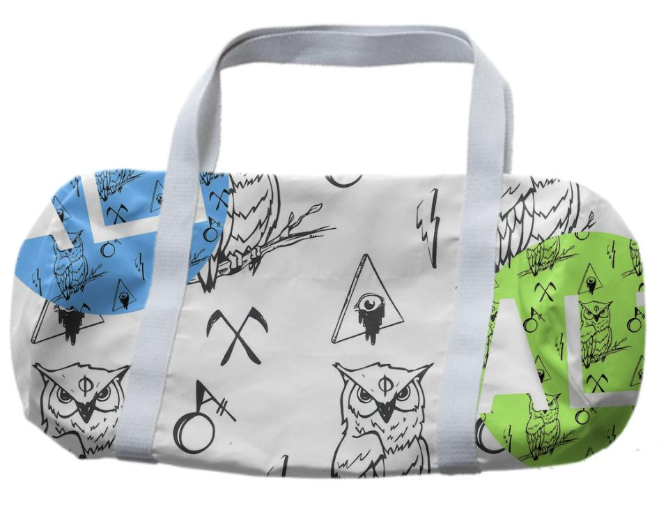 Bad Owl Duffle