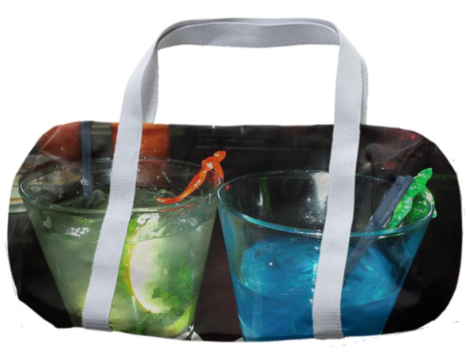 Bottoms Up Duffle Bag