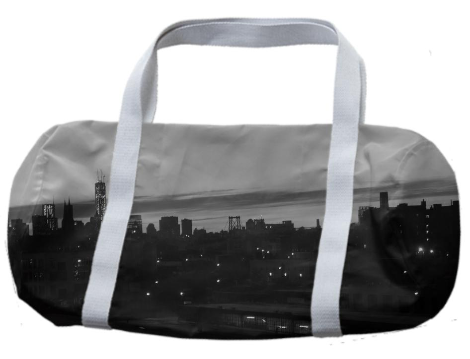 NYC Duffel Bag