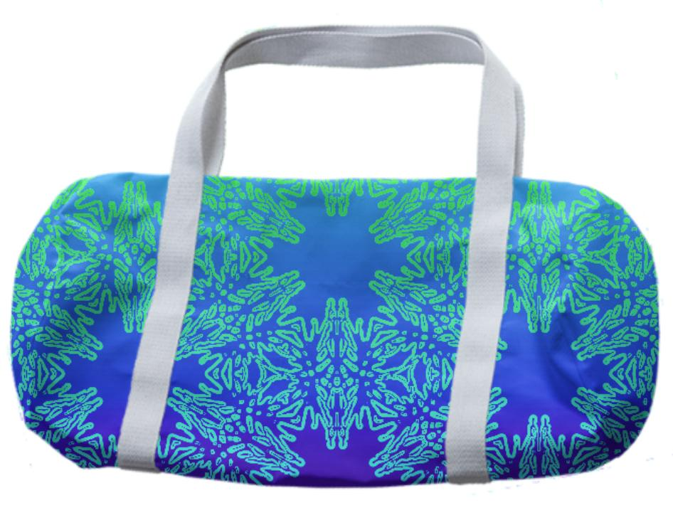 Ombre II Duffle Bag by Dovetail Designs