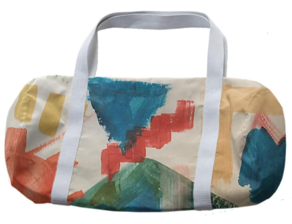 PAINT Duffle Bag