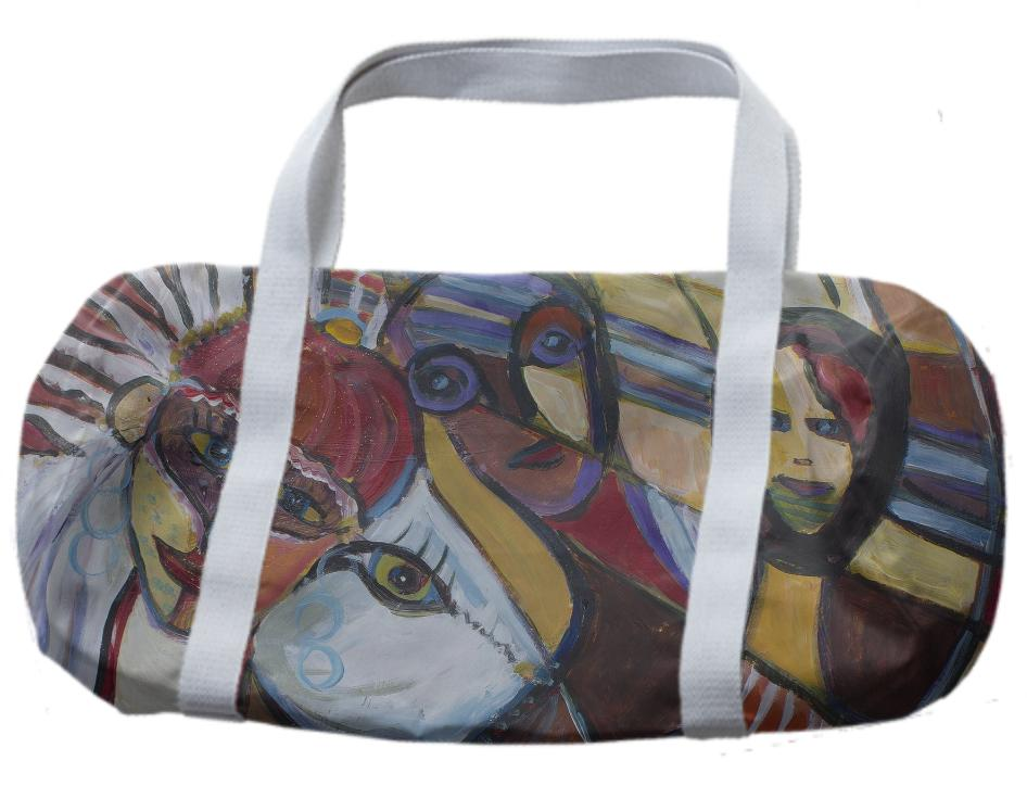 Picasso s Bride Duffle Bag