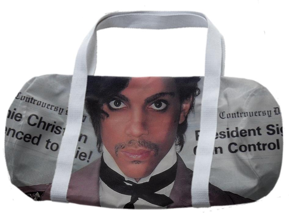 Prince Controversy Duffle Bag