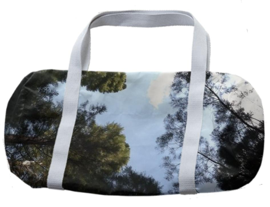Sequoia Sky Duffle Bag