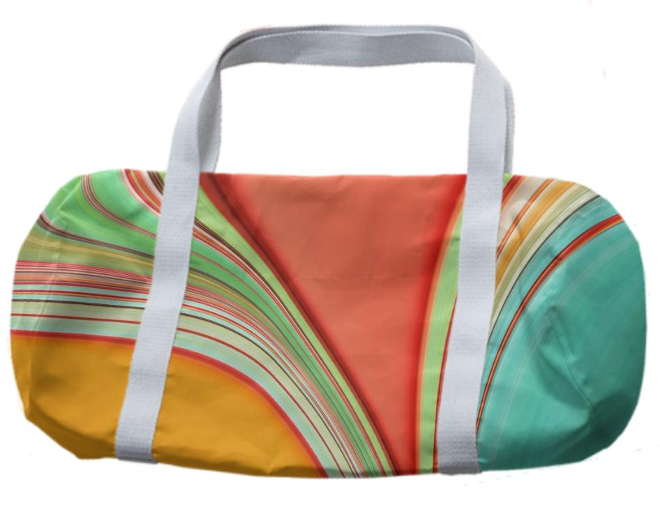 Summer duffle bag