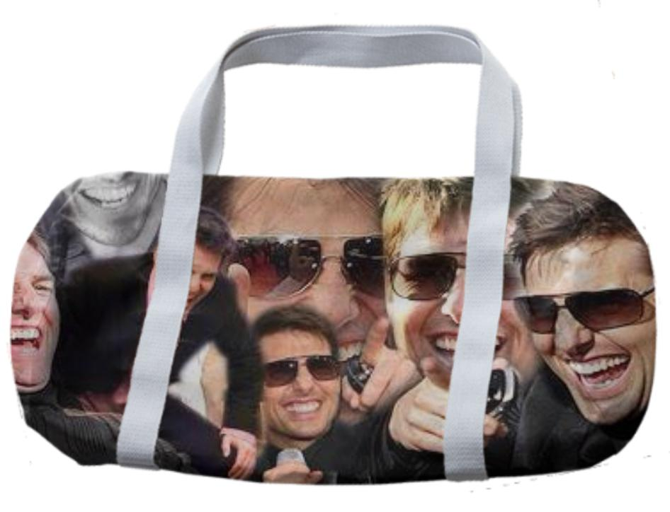 Tom Cruise Duffle Bag