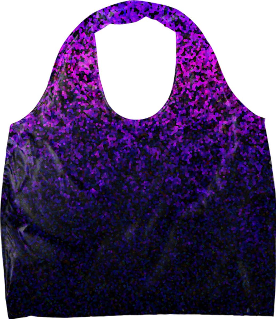 ECO TOTE Glitter Dust Background G31