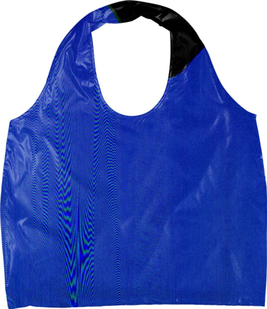 blue ecobag
