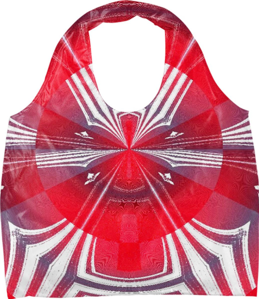 Loud Red Eco Tote