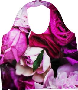 Pink Rose Eco Tote