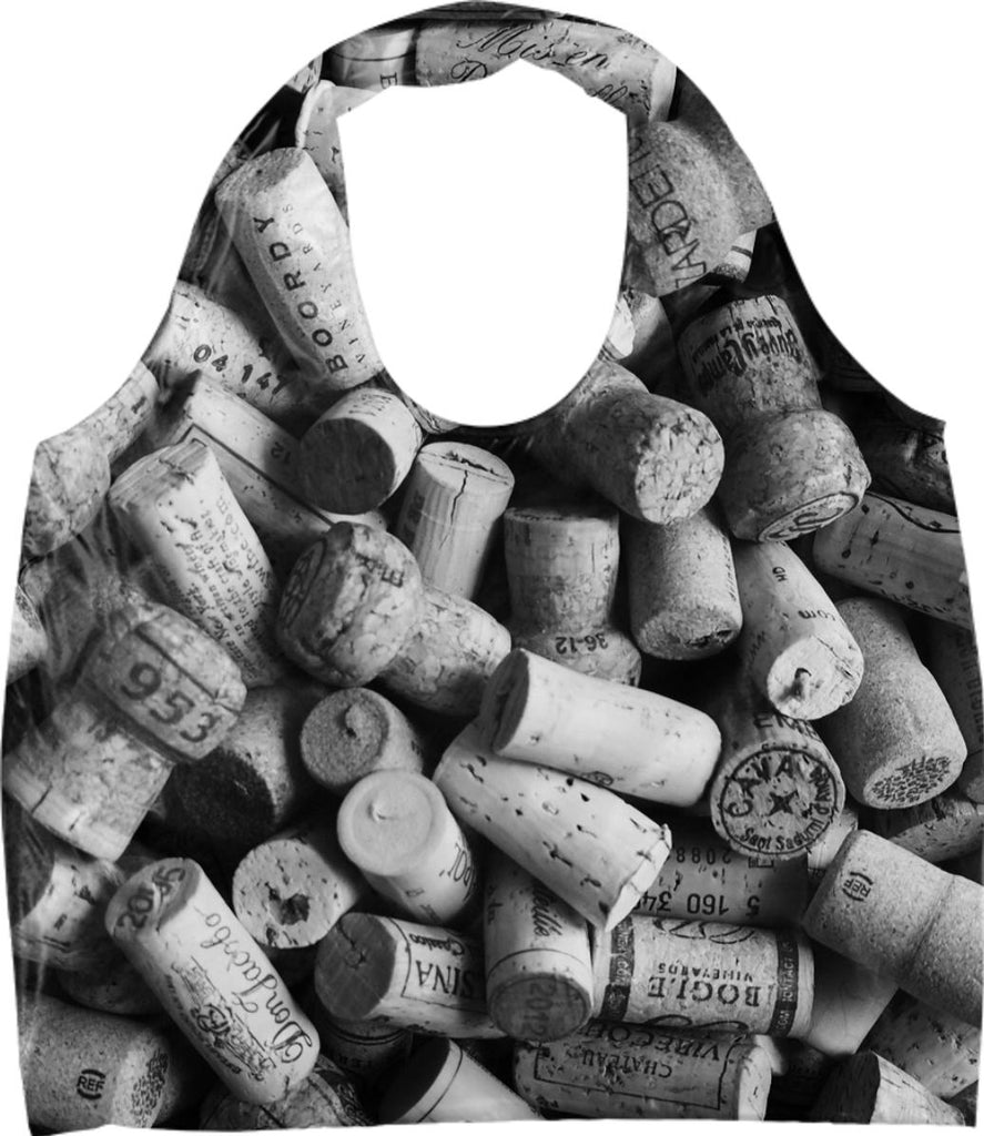 recycled corks photography