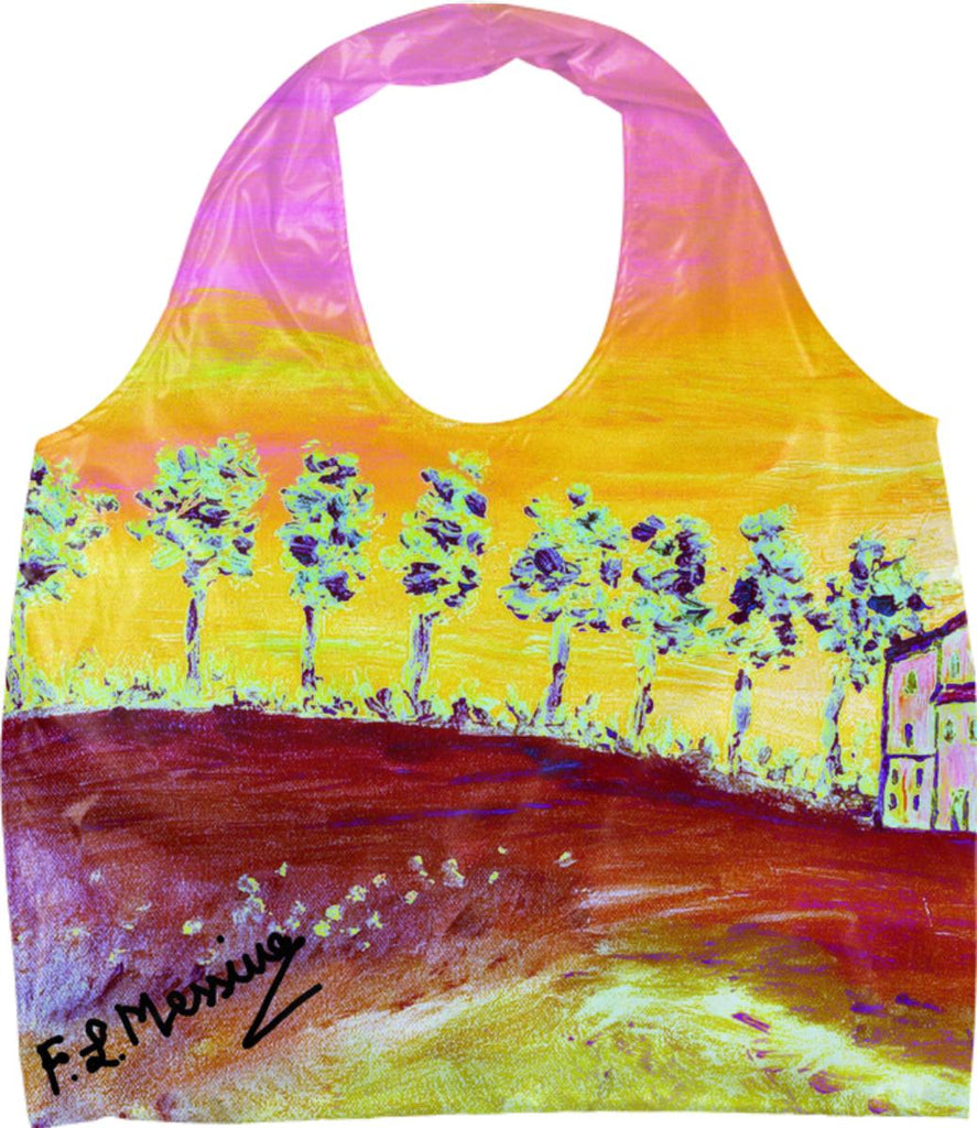 Spring collection 5 sunset bag