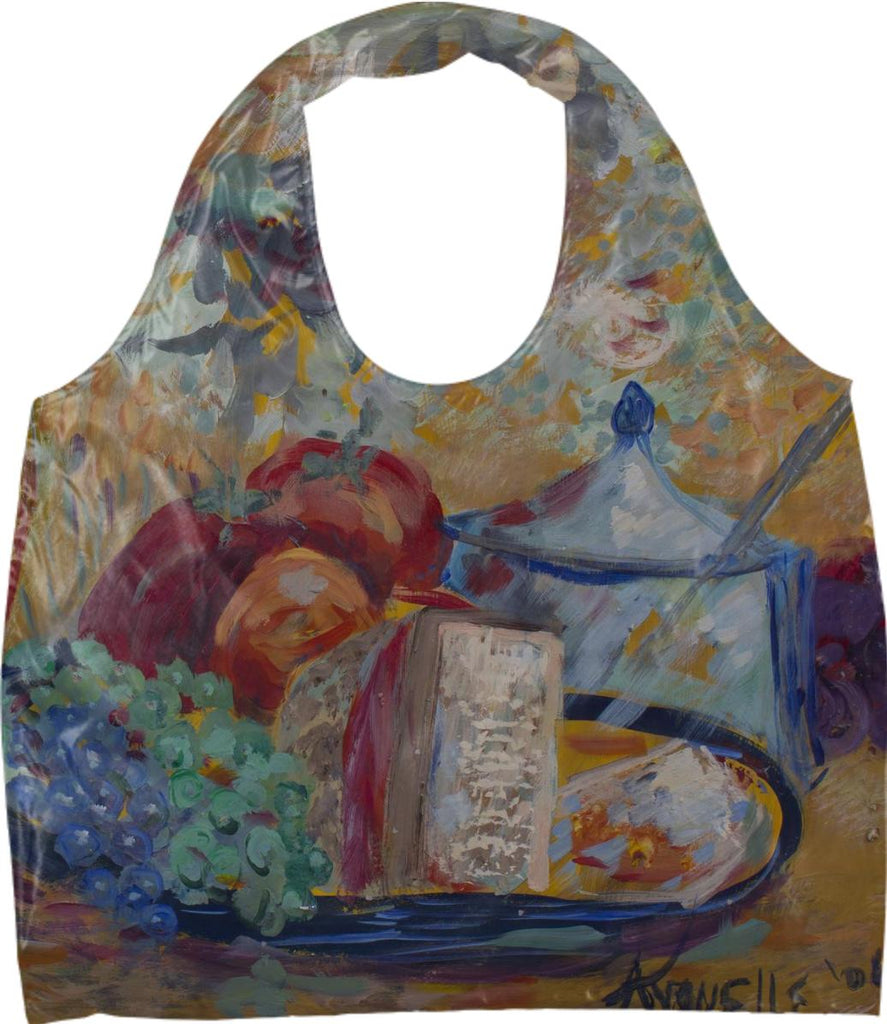 Still Life with Roses Eco Tote